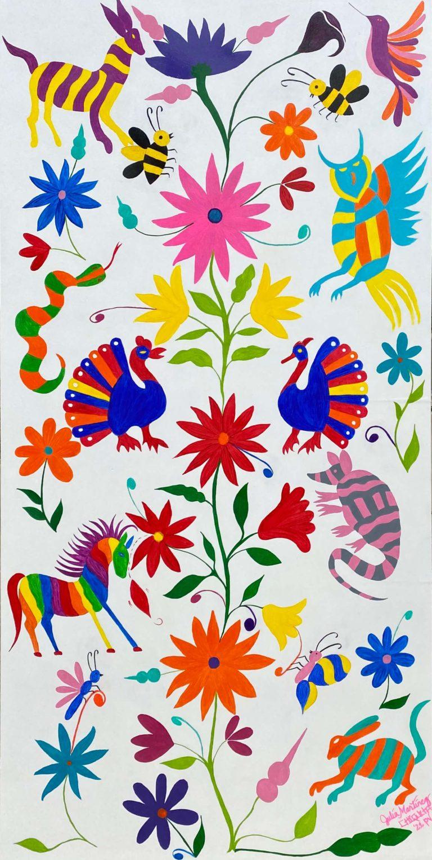 """""""La Alegria"""" by Julia Martinez"""