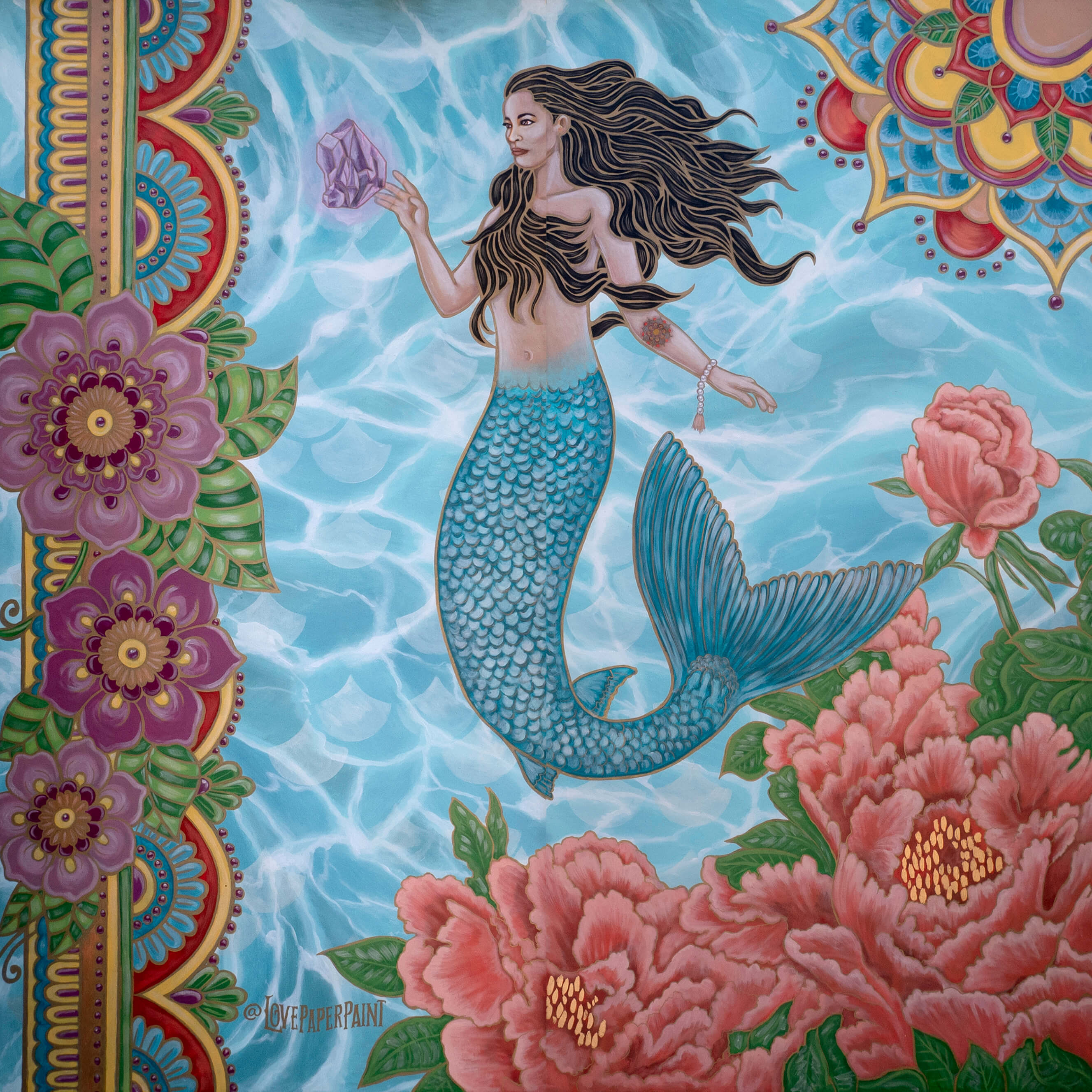 Love Paper Paint - Katie Gaines