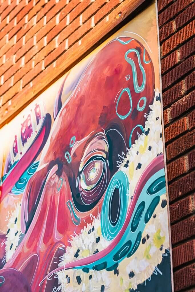 Esco Alley Art About Maya Sorvala